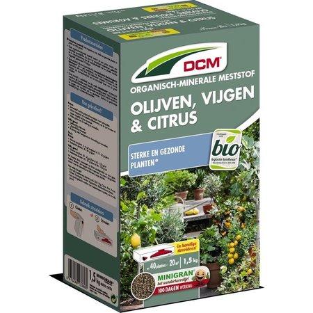 DCM Meststof olijven/vijgen/citrus (1,5 KG)