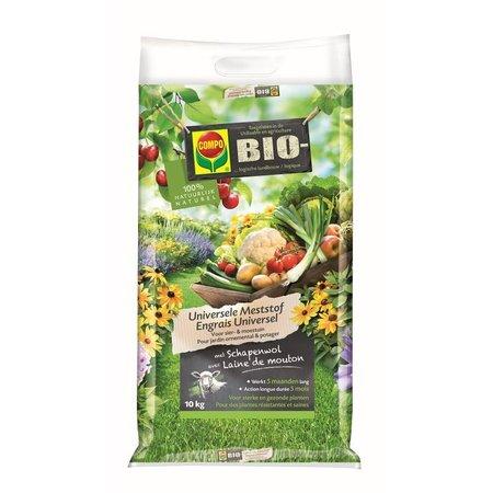 COMPO Bio Universele Meststof 10 kg
