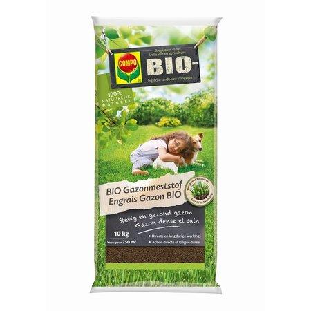 COMPO Bio Gazonmeststof 10 kg