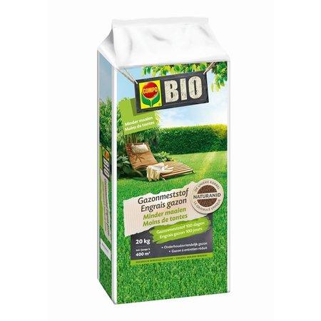 COMPO Bio Gazonmeststof - Minder Maaien 20 kg