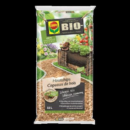 COMPO Bio Houtchips 55 L
