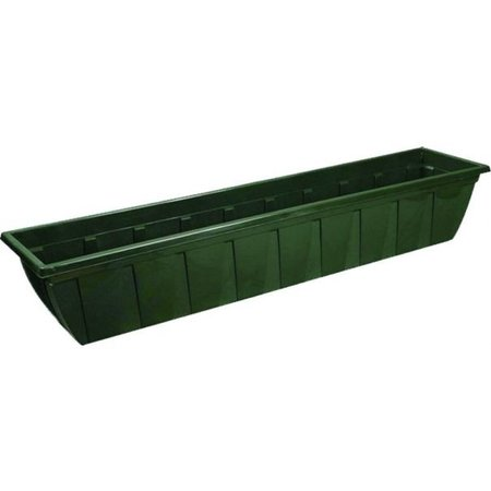 Artevasi Balkonbak Venezia 40 cm groen