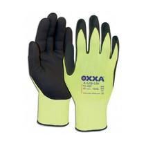 Handschoen Oxxa X-Grip-Lite 51-025 geel/zwart