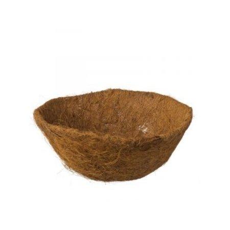 Nature Kokos inlegvel hanging basket 30cm