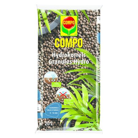 COMPO Hydrokorrels 20 L