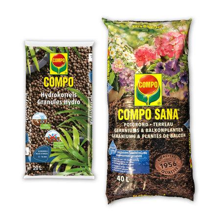 COMPO Bio Box - Voor potplanten