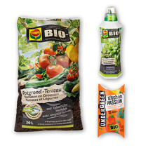 Bio Box - Voor groente en fruit