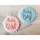 Baby boy/ girl cupcakes