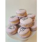"Signature ""Eat Me"" Macarons - Set of 6"