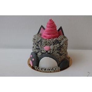 Cat/Fox/Racoon Cake