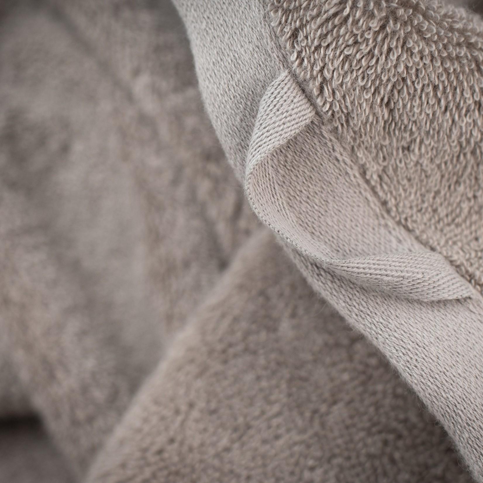 Four Leaves Four Leaves Bentota beige duurzame handdoeken