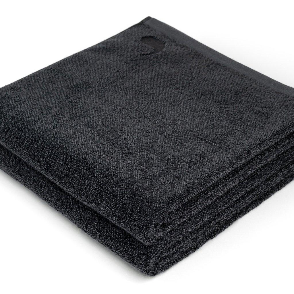 Four Leaves Four Leaves Pinnawala grijs duurzame handdoeken