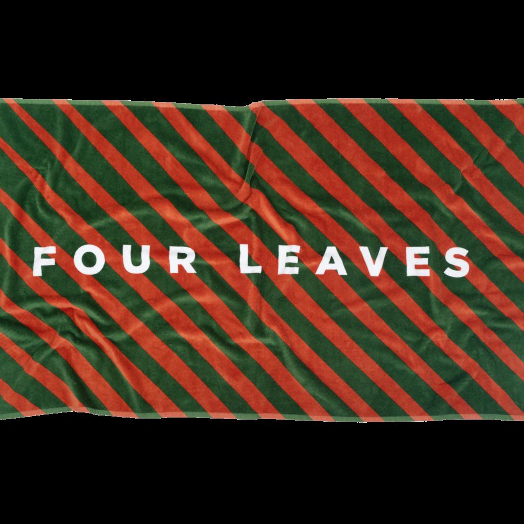 Four Leaves Four Leaves duurzaam kleurrijk strandlaken