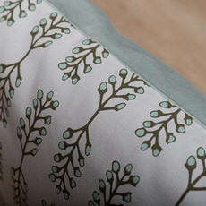 Tallentire House Tallentire House Stem Vetiver sustainable cushion