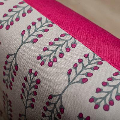Tallentire House Tallentire House Fuchsia red duurzaam kussen