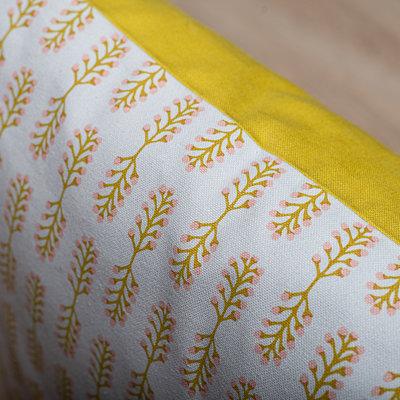Tallentire House Tallentire House Oil yellow duurzaam kussen
