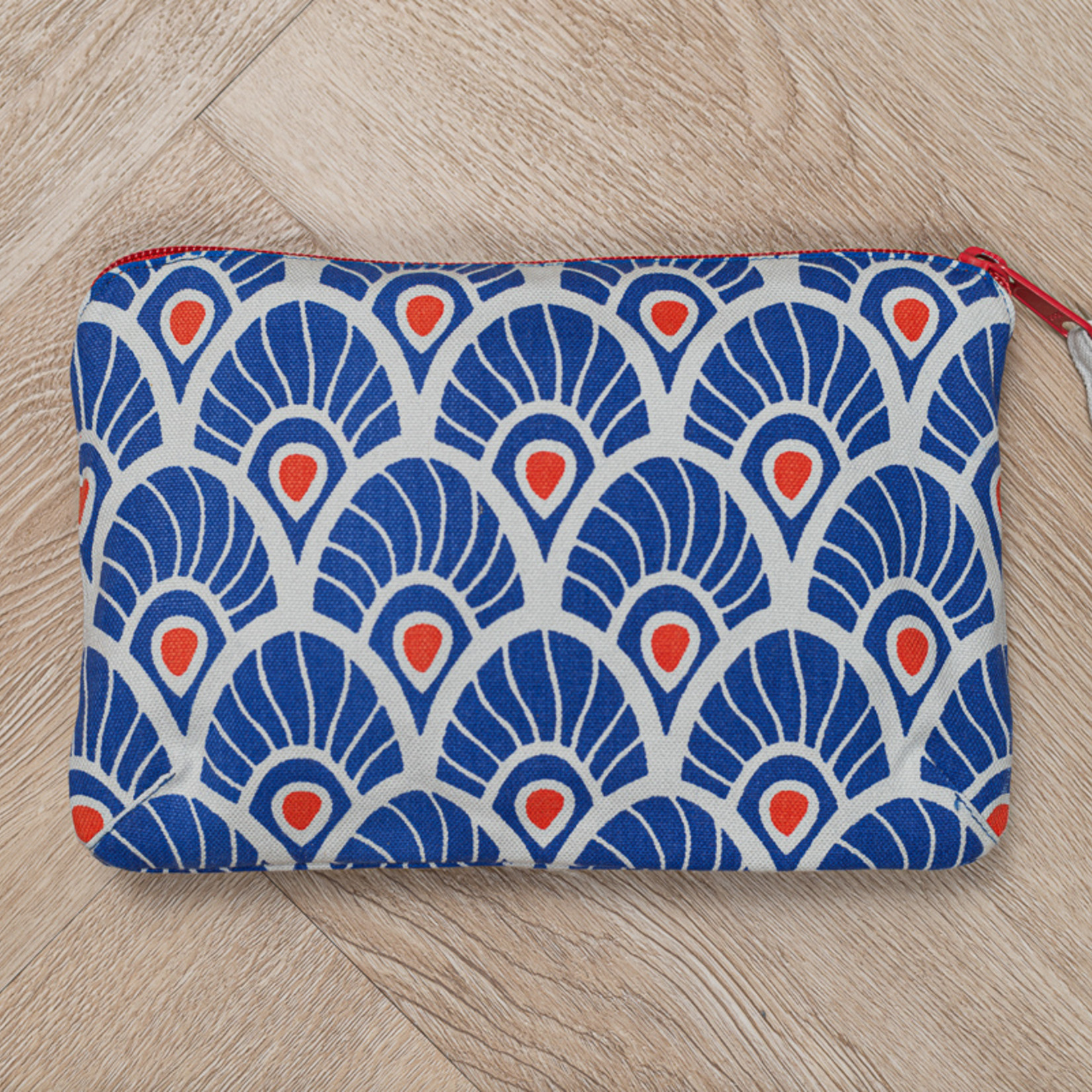 Tallentire House Tallentire House Feather Tiger Lilly sustainable bag