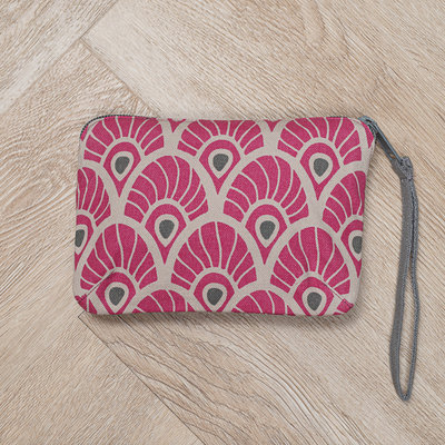 Tallentire House Tallentire House Fuchsia red sustainable bag