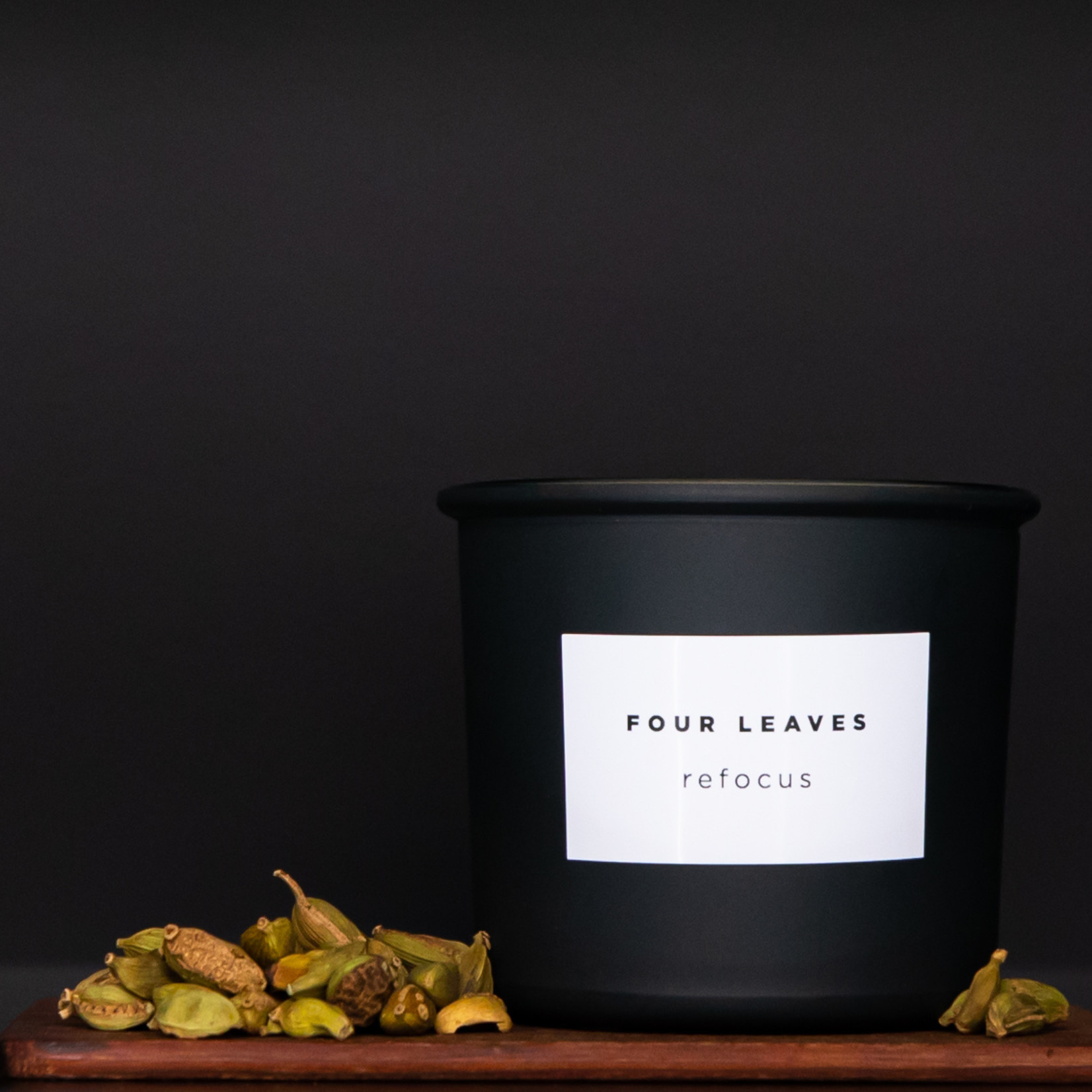 Four Leaves Four Leaves Refocus sustainable scented candle