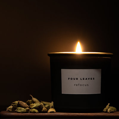Four Leaves Four Leaves Refocus scented candle