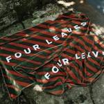 Four Leaves Four Leaves multicolour beach towel