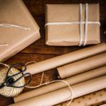 Feestelijke verpakking