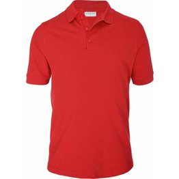 Polo-T-Shirt rot