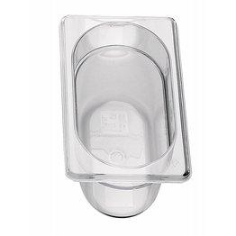 GN-Behälter 1/9 Polycarbonat 100mm