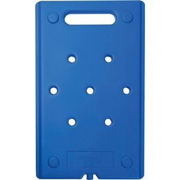 Kühlakku GN 1/1 blau - 21°C (Verschlusskappe: gelb)