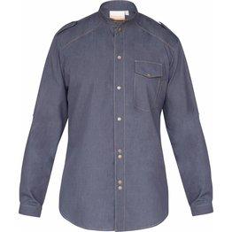 "Kochhemd ""Jeans 1892 California"", vintage black Gr. 48 - NEU"