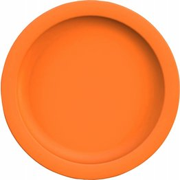 "Teller flach ""Colour"" Ø24,1cm PBT orange"