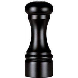 Salzstreuer 16cm schwarz