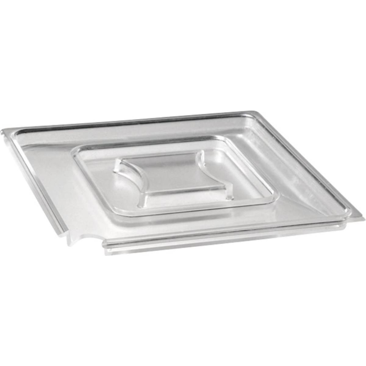 """Deckel für Schale """"Float"""" 25,0x25,0x1,3 cm"""