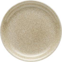 "Porzellanserie ""Shine"" Sahara Teller flach 22,5cm - NEU"