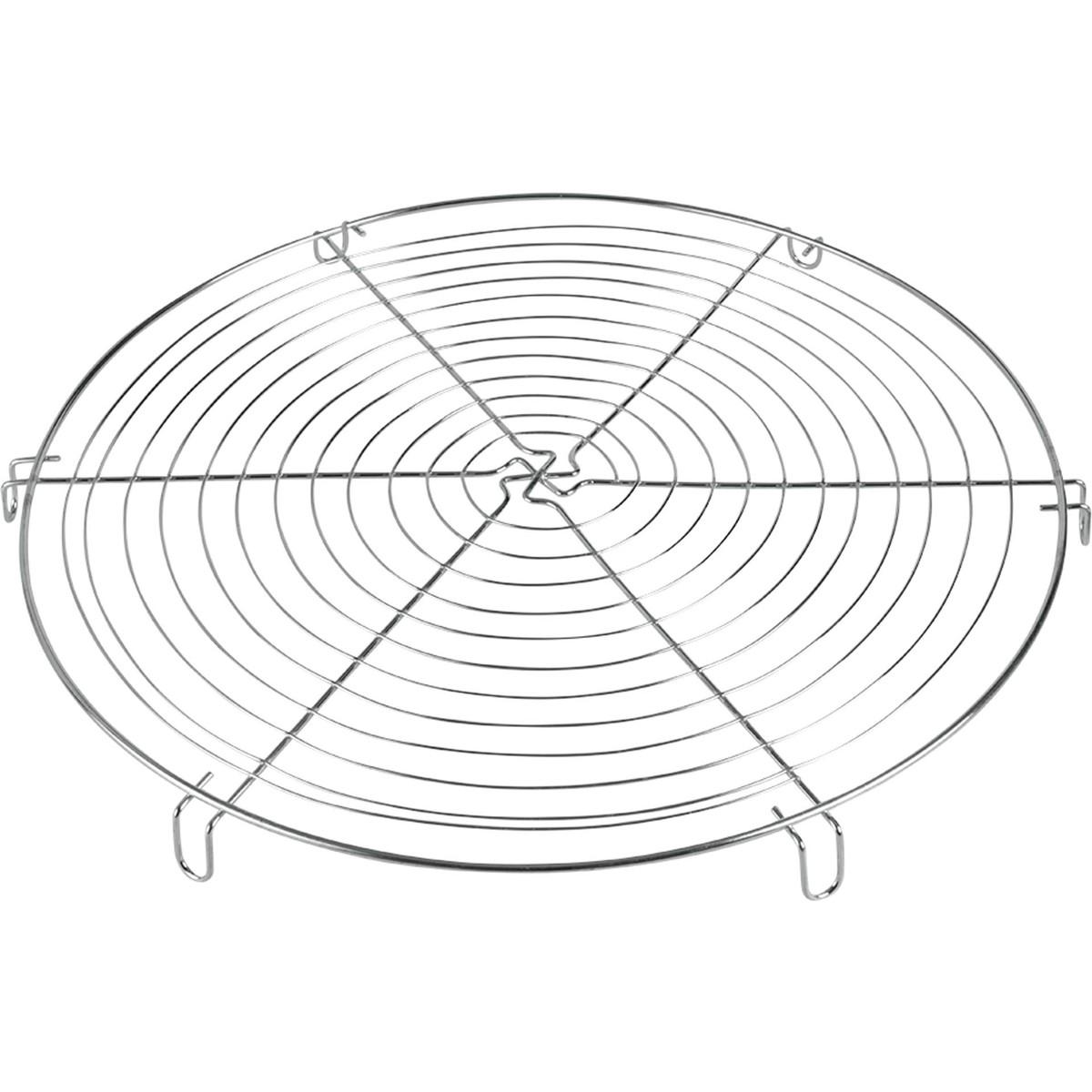 Tortengitter, rund