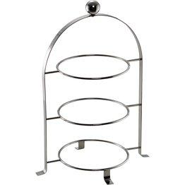 Serviergestell für Teller groß, max. Ø 27cm - NEU