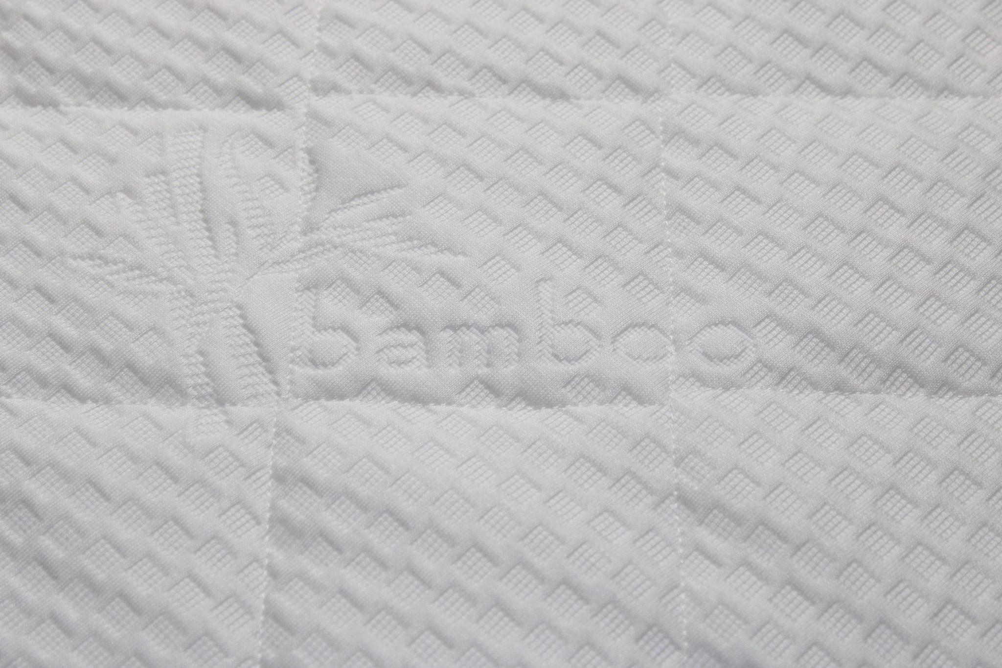 Sarpy Kindermatras 80x185 koudschuim HR55 bamboo