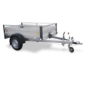 AGADOS Remorque bagagère VZ 26 B, 1000 kg, aluminium freinée