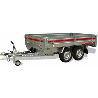 TEMARED Hochlader Transporter TR 2615 2C 2000 kg
