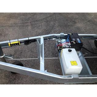 Debon Benne basculante arrière PW0 1500 LUX