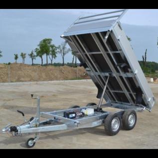 Debon Dreiseitenkipper PW3 mit Elektro-Pumpe