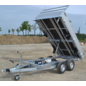 Debon Dreiseitenkipper PW2 mit Elektro-Pumpe