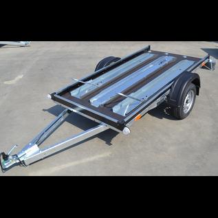 AGADOS KANGAROO 750 kg  – Motorradanhänger für zwei Motorräder
