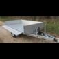 Debon Benne basculante arrière manuelle PW0 ECO 1500