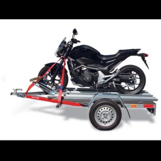 TEMARED Moto 2 non-freiné