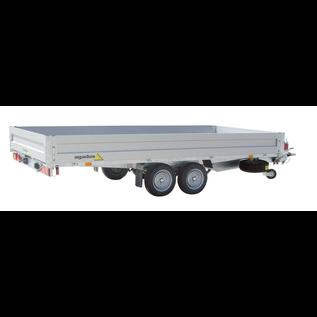 AGADOS Adam 12 - 2500 kg, autotransporter abkippbar