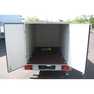 AGADOS VZ 30 KB - 1300 kg  Kofferanhänger gebremst
