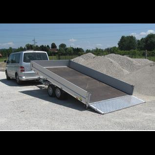 AGADOS Adam 13 - 3000 kg, transporteur de voiture inclinable