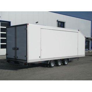 NIEWIADÒW Kofferanhänger SPEEDWAY II 3500kg