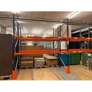 Support horizontal orange 2m70